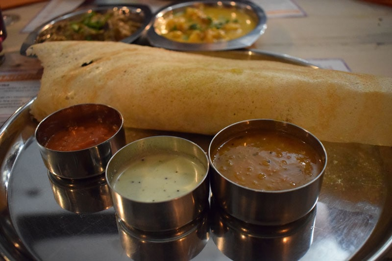 Dosa Kitchen Jesmond