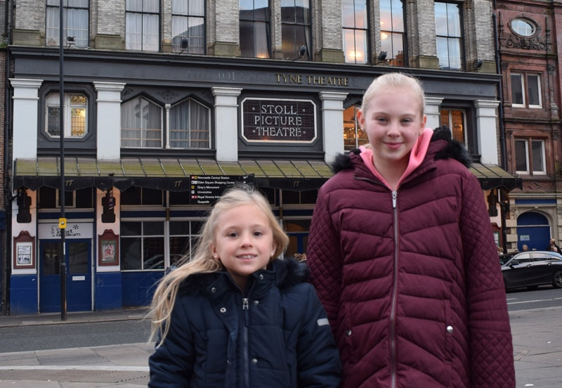 Tyne Theatre Panto 2017