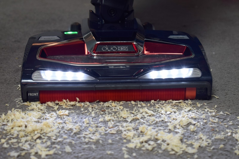 Shark Vacuum Cleaner Lights