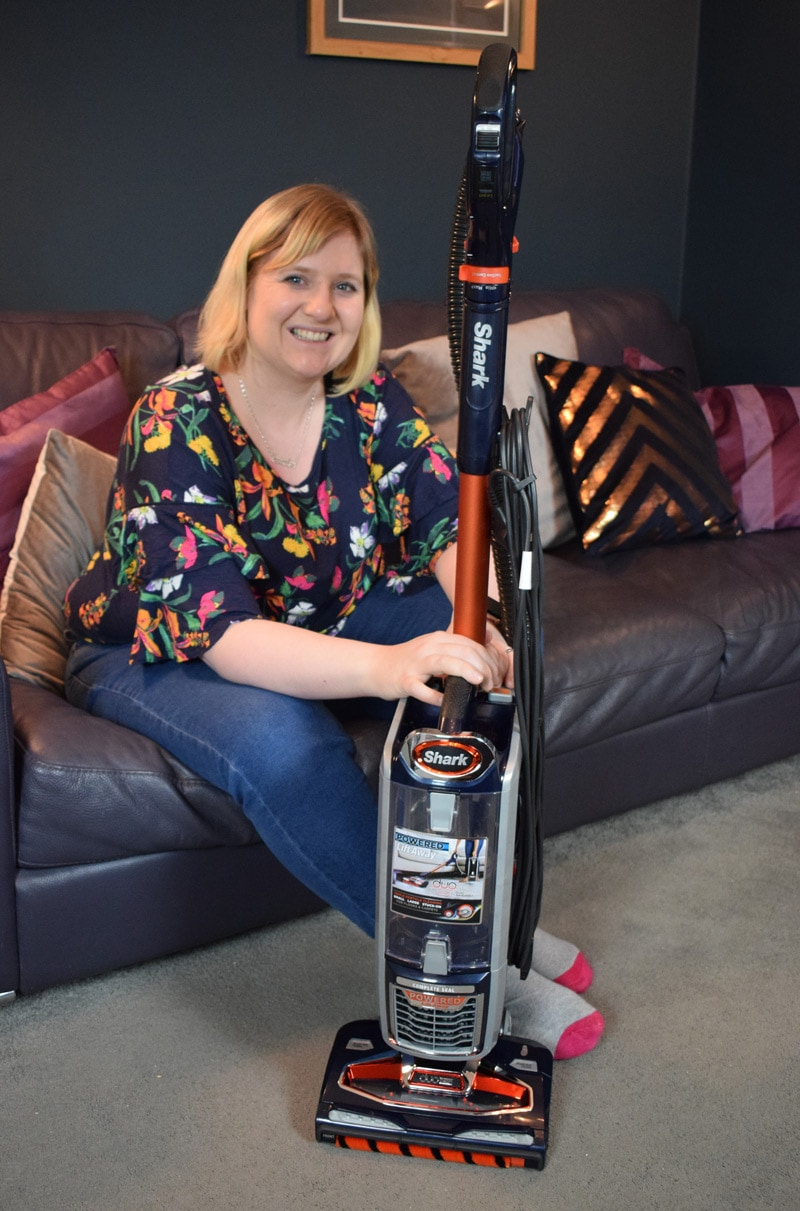 Shark nv801ukt Upright Cleaner Review