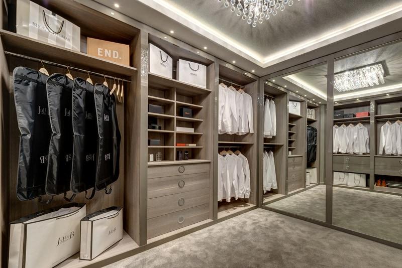 Walk-in Wardrobe NKBCO