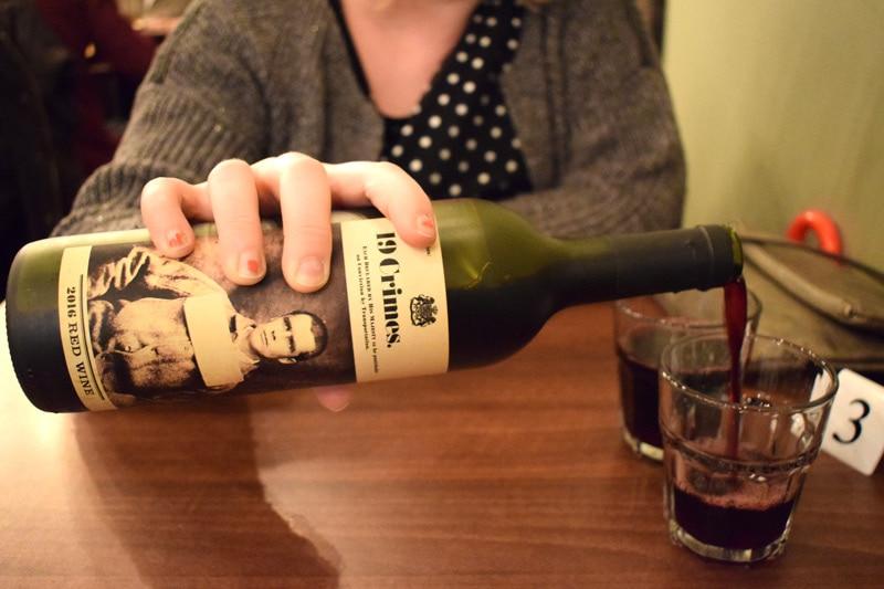 19 Crimes Red Wine - Chilli Padi
