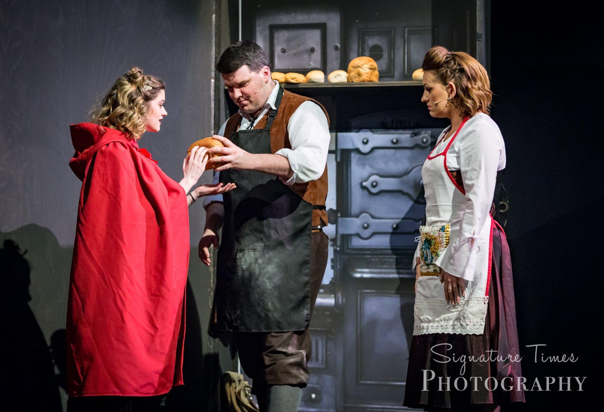 into the Woods Tyne Theatre