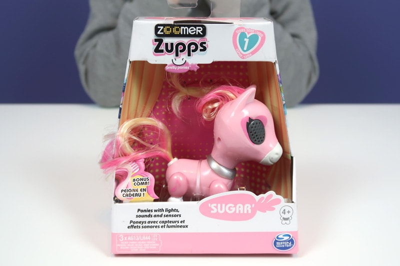Zoomer Zupps Pretty Ponies Toy Review