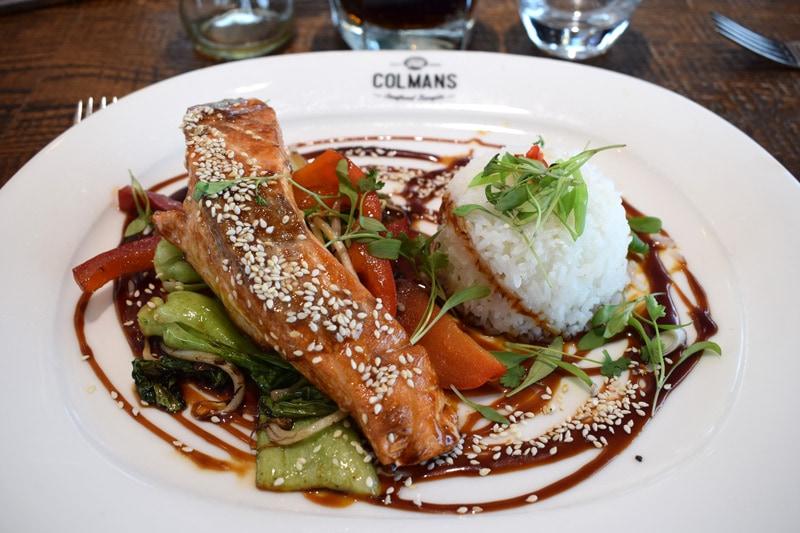 Colmans Seafood Temple South Shields