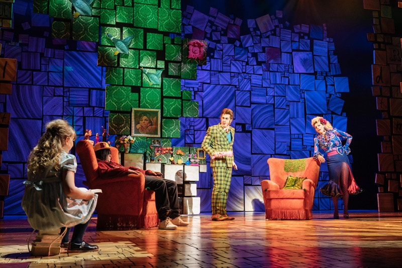 Matilda The Musical Sunderland