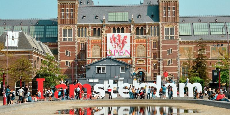 Amsterdam without Kids