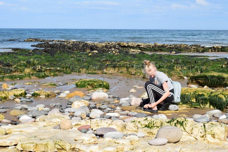 Seaham Sea Glass