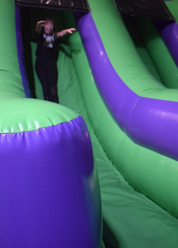 inflate space or Inflata space