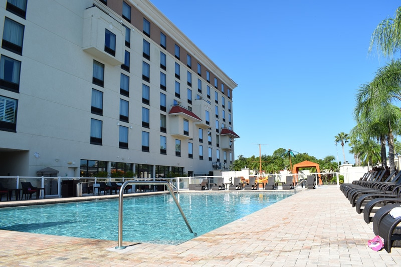 Choosing a budget hotel in Florida