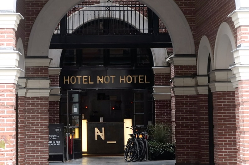 Hotel not a Hotel Amsterdam