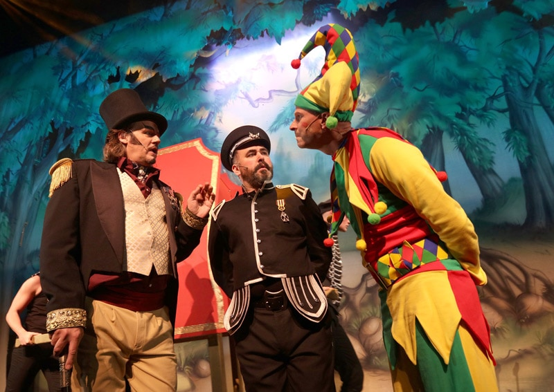 Snow White at the Gala Theatre Durham