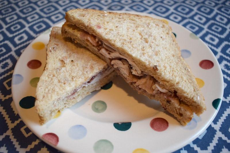 Christmas Sandwich Sainsburys