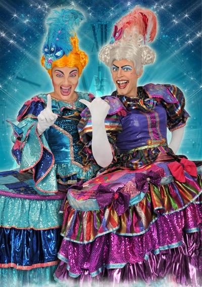 Cinderella Tyne Theatre Panto