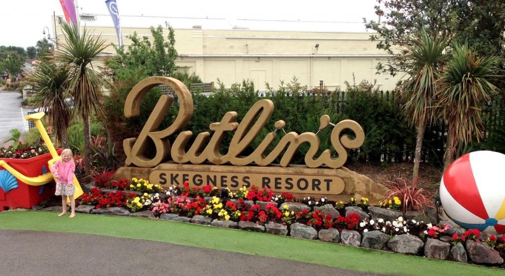 Butlins Skegness 2016