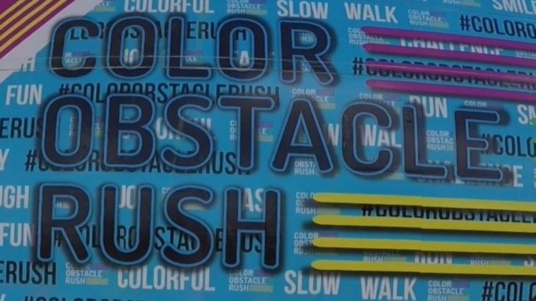 Color Obstacle Rush 2016