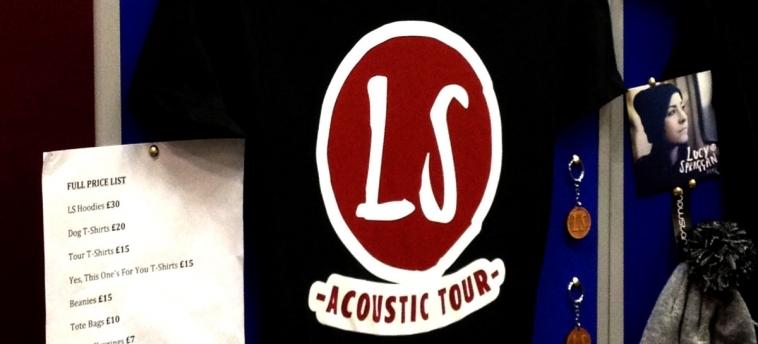 Lucy Spraggan Acoustic Tour 2016