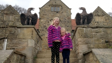 Washington Old Hall - Easter Egg Hunt