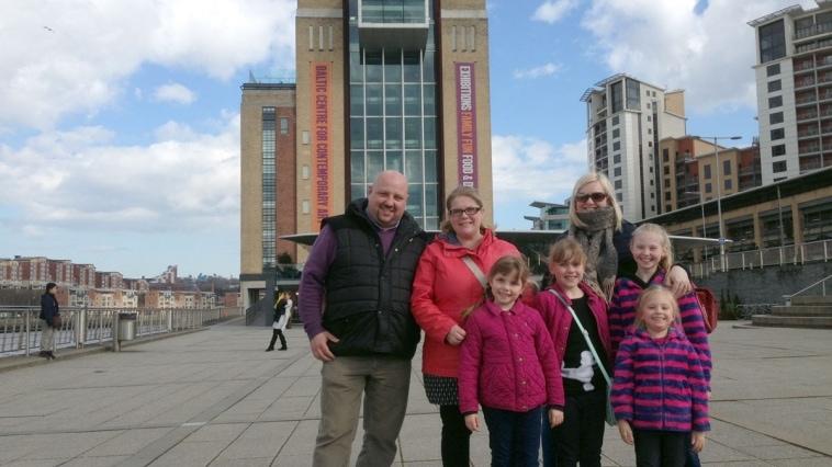 The Banks of the Tyne Treasure Trail