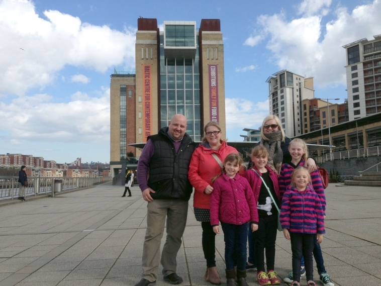 The Banks of the Tyne Treasure Trail