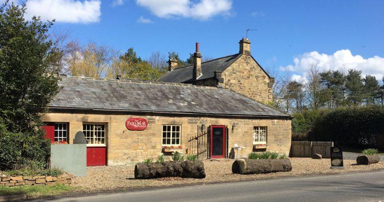 The Parlour at Blagdon