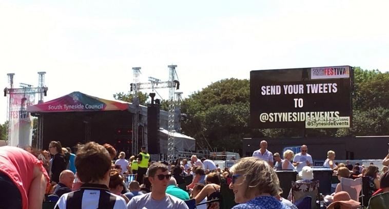 South Tyneside Festival
