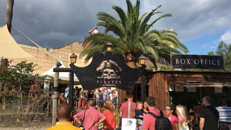 Pirates Adventure Mallorca
