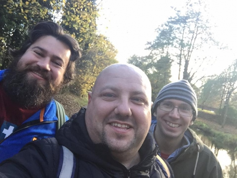 Geocaching in Birmingham