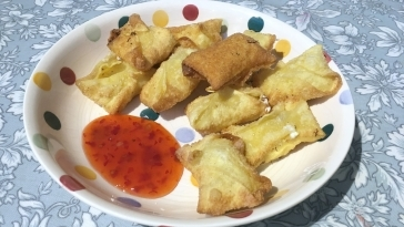 Crab Rangoon Recipe