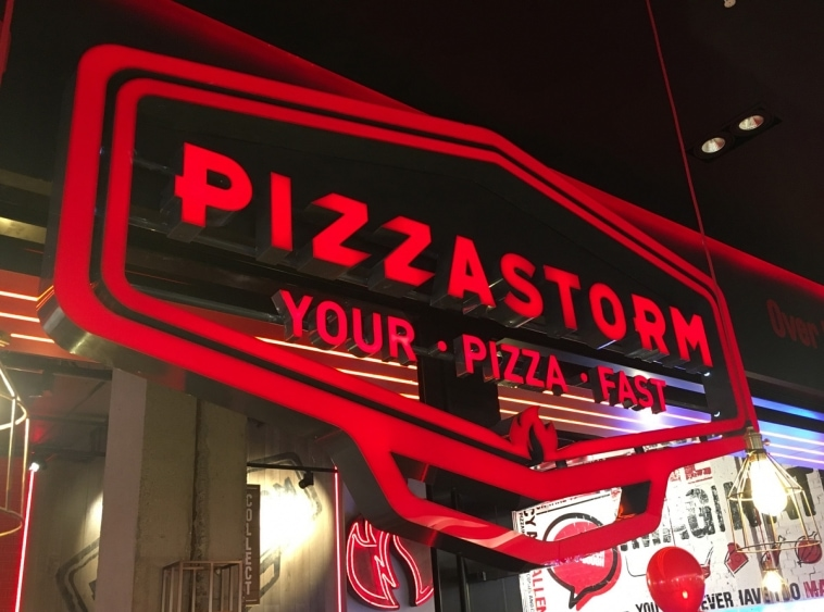 PIzzastorm Newcastle
