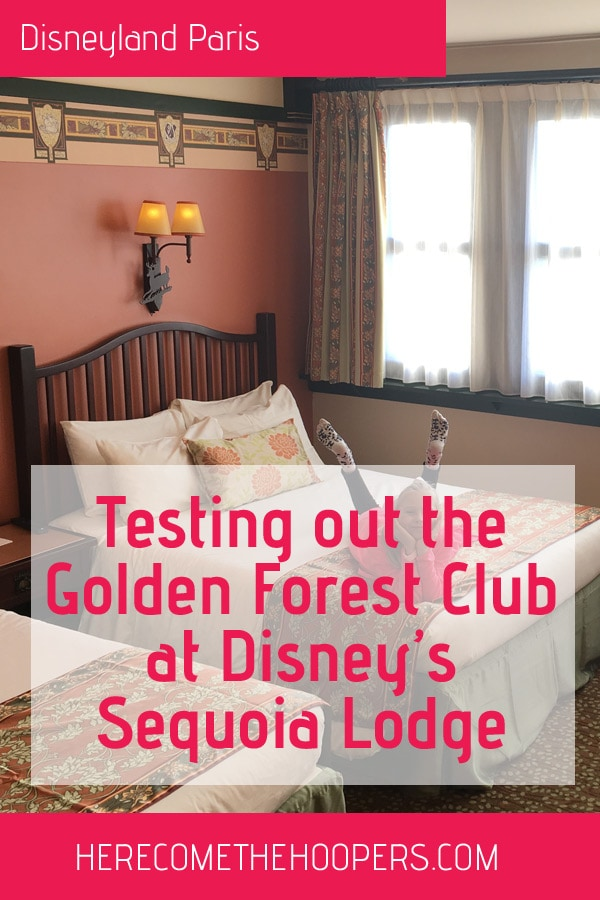 Golden Forest Club Sequoia Lodge