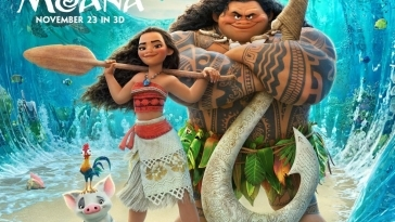 Disney Moana Review