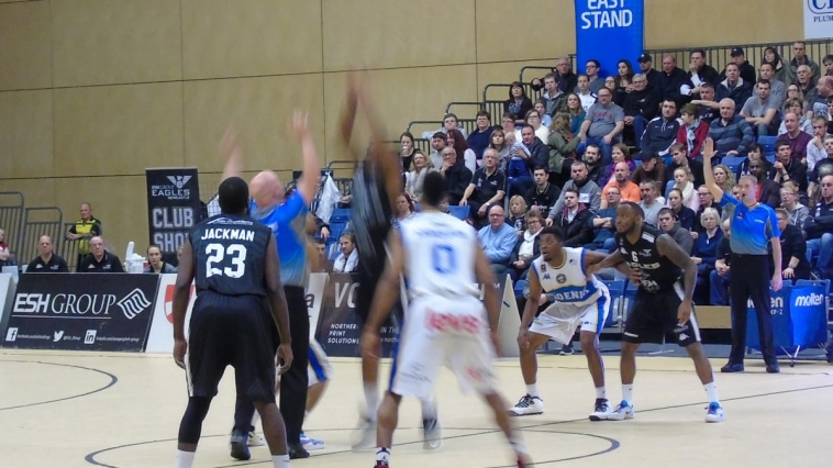 Newcastle Eagles Basketball