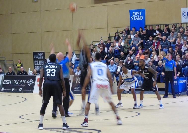 Newcastle Eagles Basketball