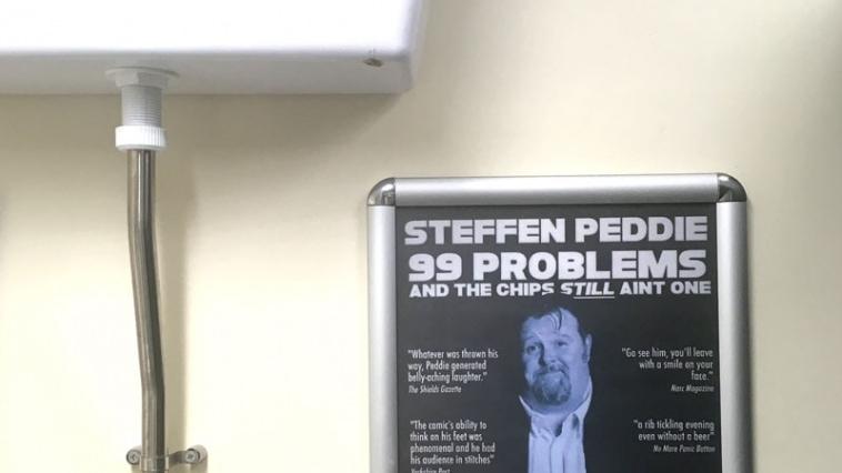 Steffen Peddie 99 Problems and the Chips aren't one!