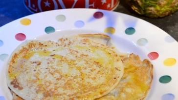 English Pancake Recipe