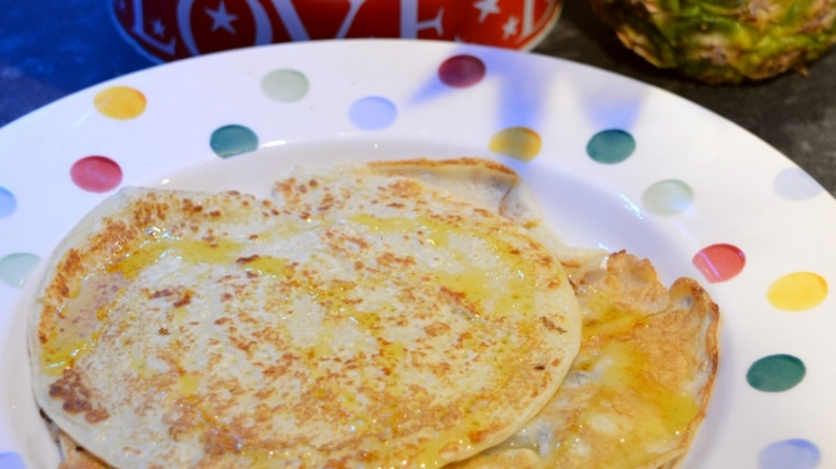 English Pancake Recipe