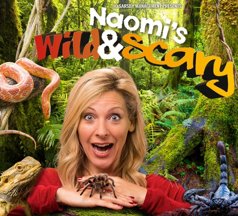 Naomi's Wild and Scary Show