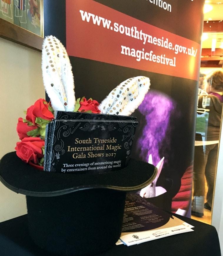 South Tyneside International Magic Festival