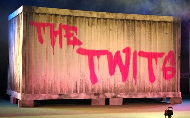 The Twits Northern Stage