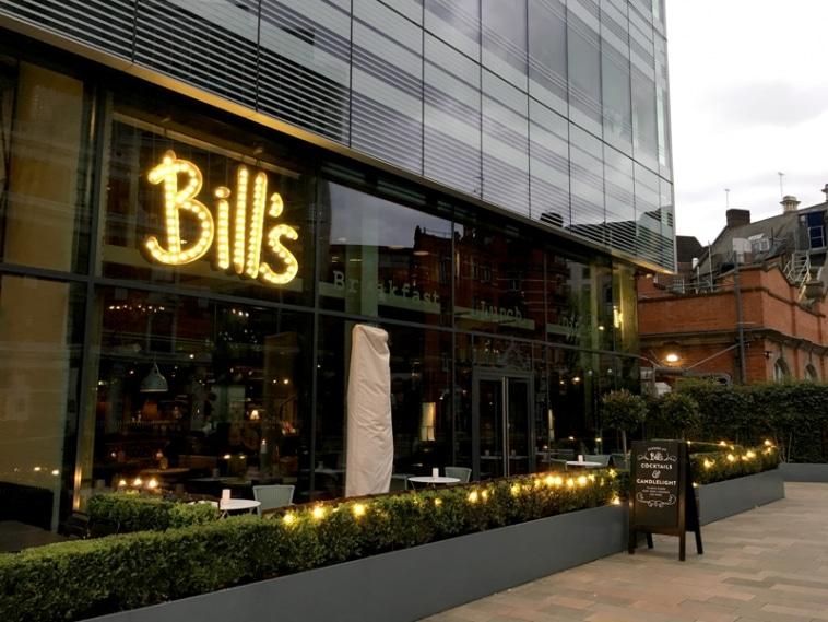 Bill's Hammersmith