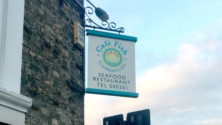 Cafe Fish Scarborough