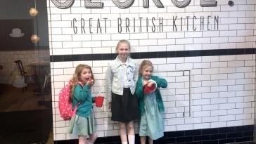 Georges Great British Kitchen Newcastle