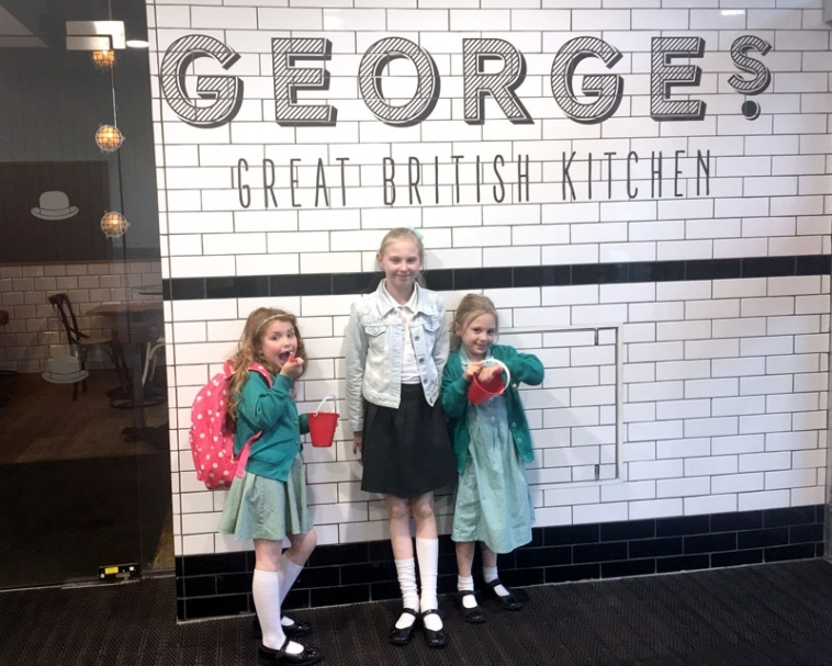 Georges Great British Kitchen Newcastle