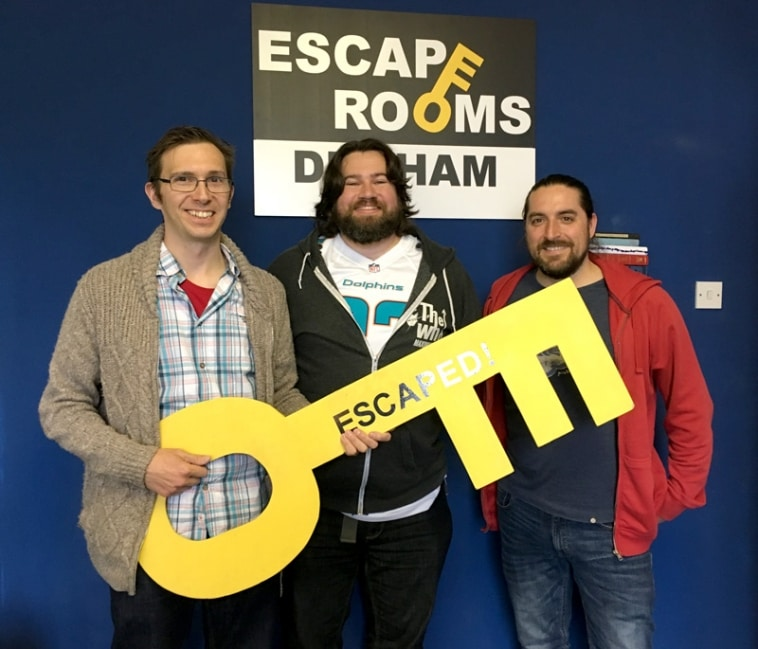 Escape Rooms Durham