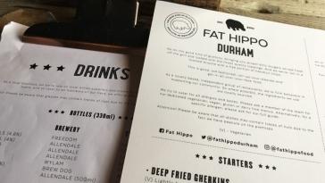Fat Hippo Durham