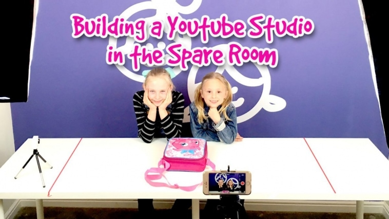 Creating a Youtube Studio