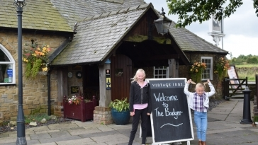 The Badger at Ponteland