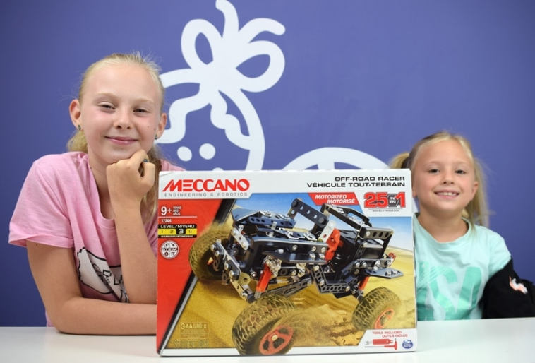 Meccano off Road Racer review