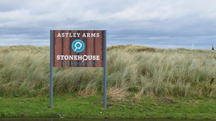 Astley Arms Seaton Sluice